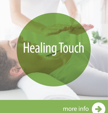 Healing Touch - About ICP