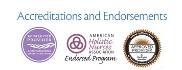 Accreditations and Endorsements - Healing Touch Program